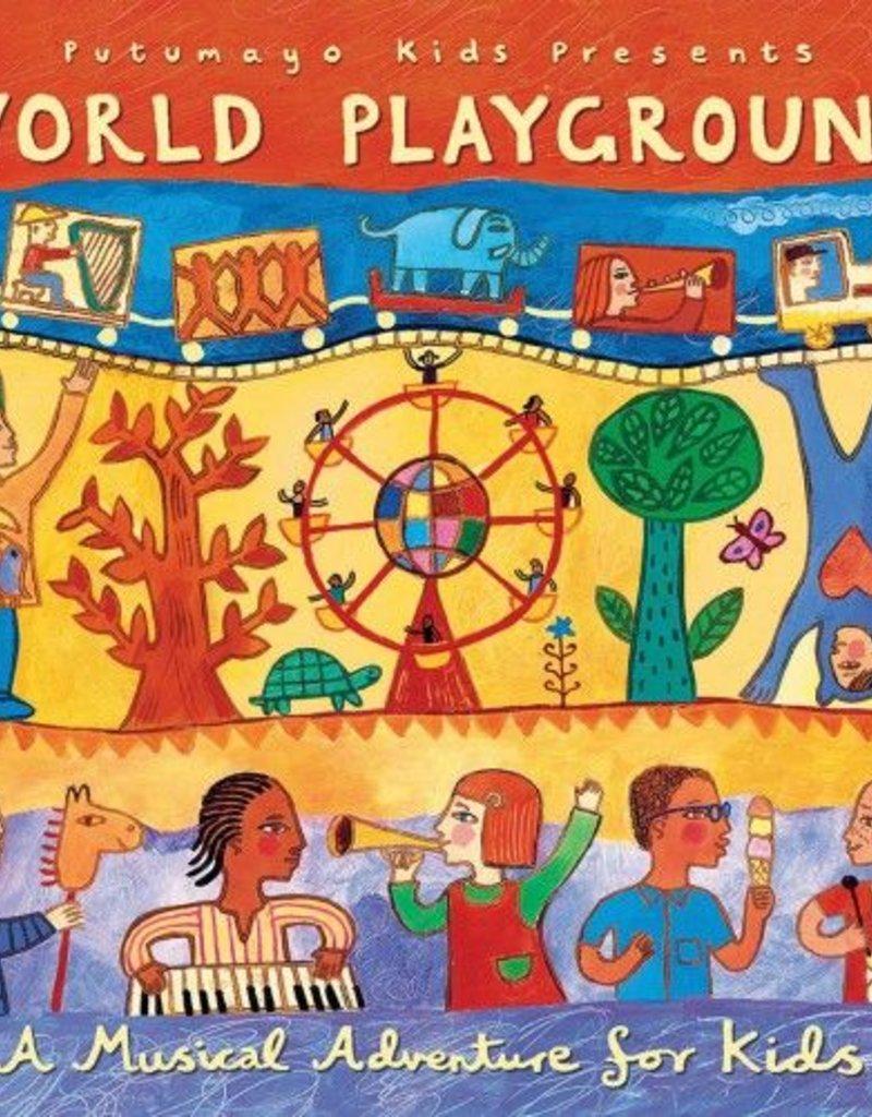 World Playground CD