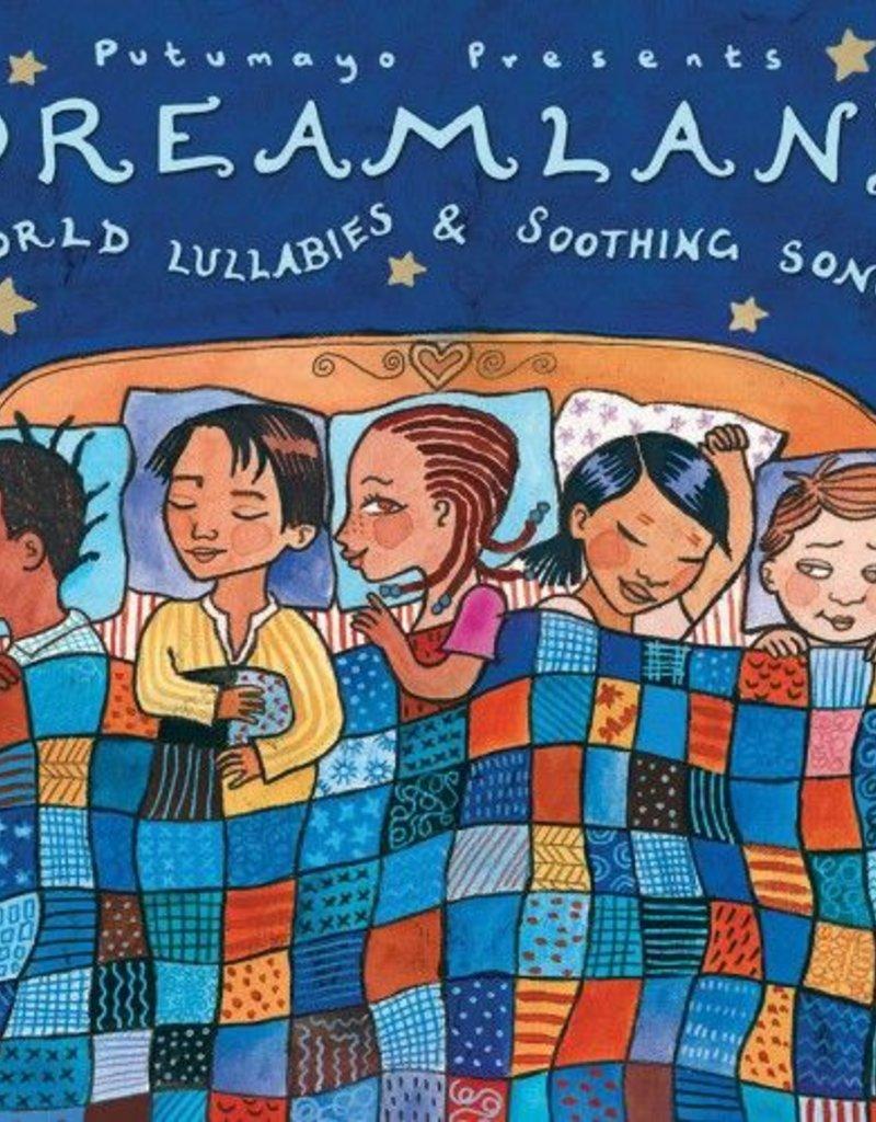 Dreamland Kids CD