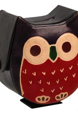 Mini Owl Bank