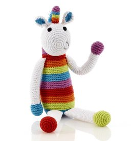 Rainbow Unicorn Rattle