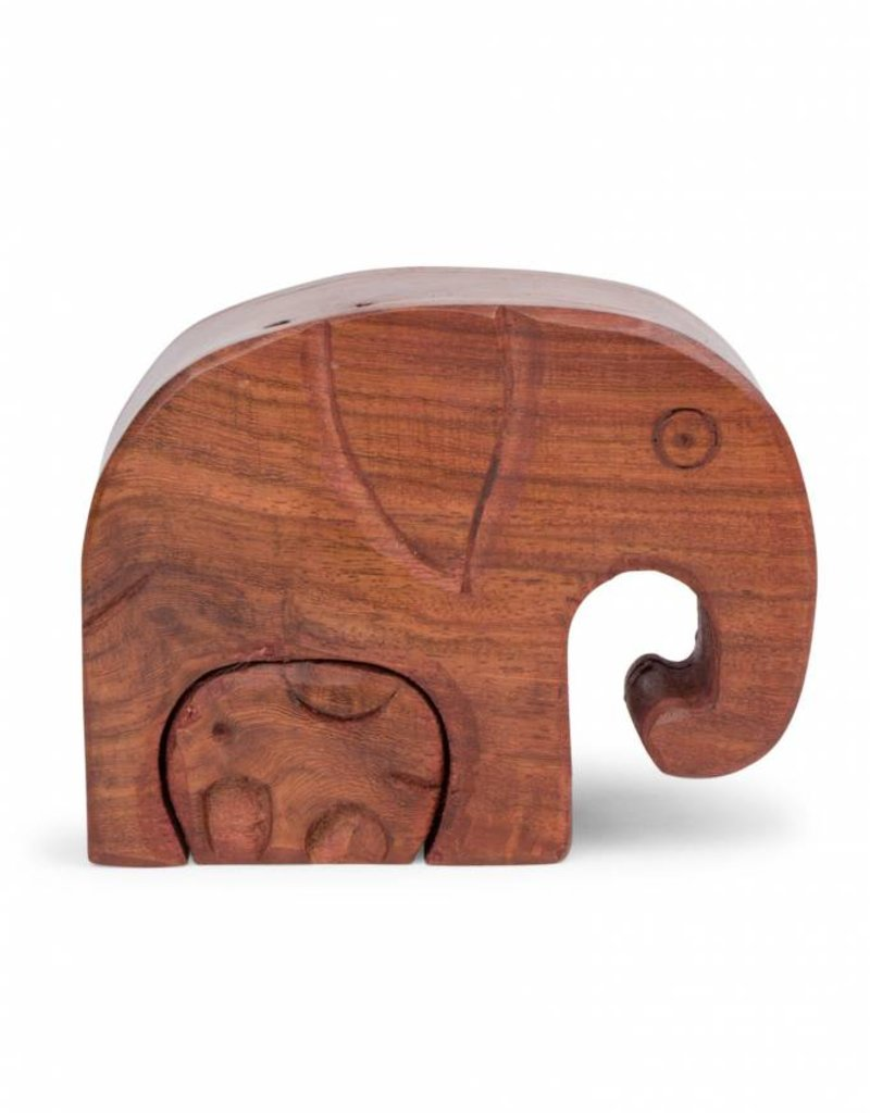Parent and Baby Puzzle Box