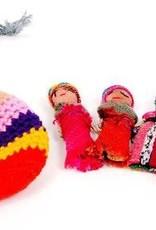 Worry Dolls (set of 4)
