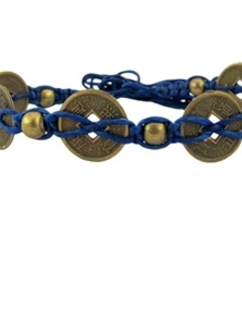 Iching Coin Bracelet - Large