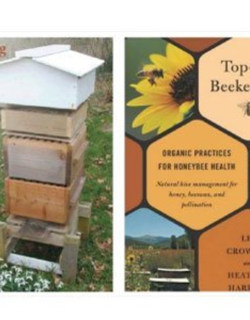 Chelsea Green Publishing Top Bar Beekeeping Book
