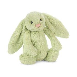 "Jellycat Jellycat Bashful Kiwi Bunny 12"""
