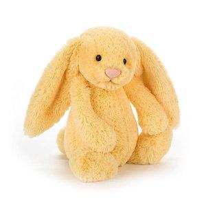 """Jellycat Jellycat Bashful Lemon Bunny 12"""""""