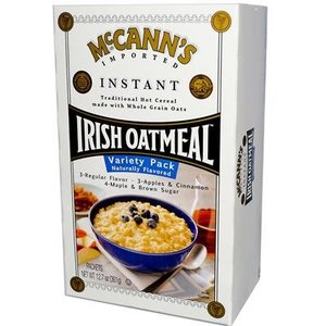 McCann's McCann's Instant Oatmeal Variety pack