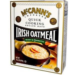 McCann's McCann's Quick Cooking Oatmeal