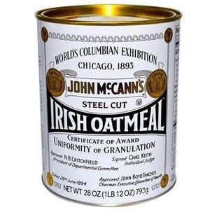 McCann's McCann's Steel Cut Irish Oatmeal