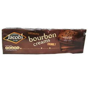 Jacob's Jacob's Bourbon Cream Biscuits