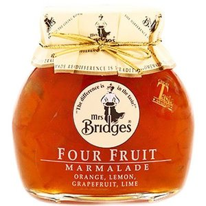 Mrs. Bridges Mrs Bridges Four Fruit Marmalade