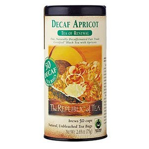 Republic of Tea Republic of Tea Decaf Apricot