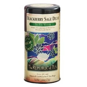 Republic of Tea Republic of Tea Decaf Blackberry Sage Tea