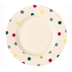 Emma Bridgewater Bridgewater Polka Dot 10.5'' Plate
