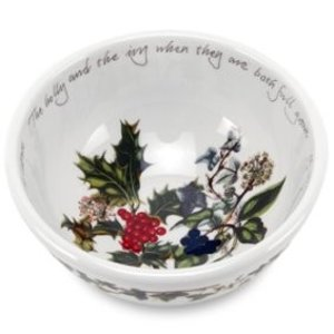Portmeirion Holly & Ivy Individual Fruit/Salad Bowl