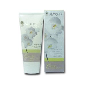 Bronnley Bronnley Orchid Hand and Nail Cream