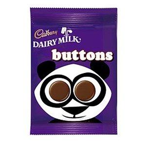 Cadbury Cadbury Dairy Milk Buttons