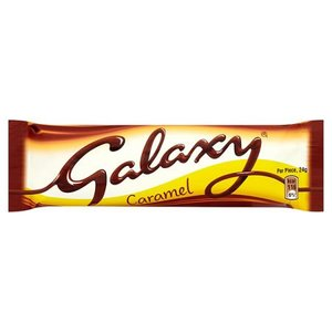 Mars Galaxy Caramel Bar