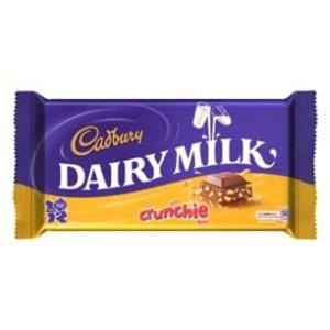 Cadbury Cadbury Dairy Milk Bar with Crunchie Bits