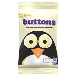 Cadbury Cadbury Dairy Milk Buttons - White