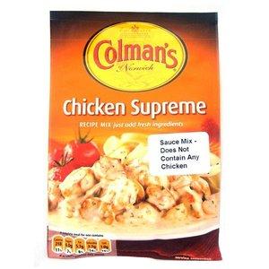 Colman's Colman's Chicken Supreme Recipe Mix