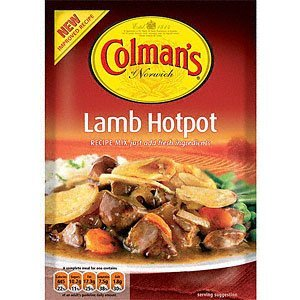 Colman's Colman's Lamb Hotpot Recipe Mix