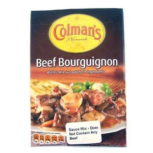 Colman's Colman's Beef Bourguignon Recipe Mix