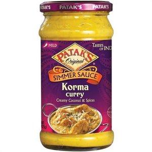 Patak's Patak's Korma Curry Sauce