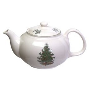 Cuthbertson Christmas Tree 6 Cup Teapot