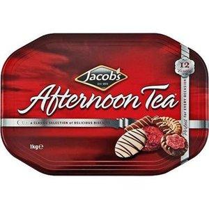 Jacob's Jacob's Afternoon Tea Biscuits