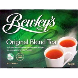 Bewley's Tea of Ireland Bewleys Original Blend Tea