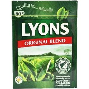 Lyons Original Blend 80s