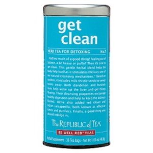 Republic of Tea Get Clean Herbal Tea