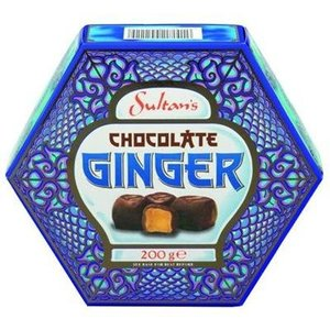 Sultans Sultan's Chocolate Ginger