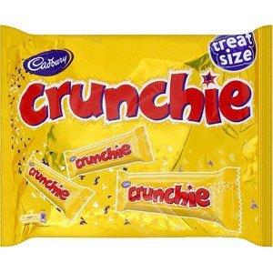 Cadbury Cadbury Crunchie Treat Size Bars