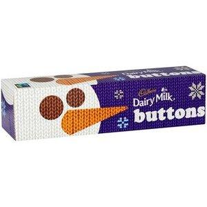 Cadbury Cadbury Dairy Milk Buttons Tube