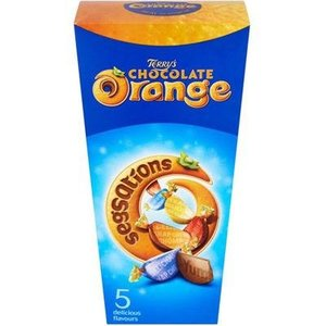 Terry's Terry's Chocolate Orange Segsations Carton