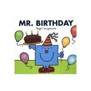 Mr.Men-Little Miss Mr. Birthday