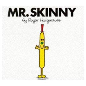 Mr.Men-Little Miss Mr. Skinny