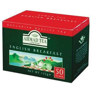 Ahmad Tea Ahmad English Breakfast 50's