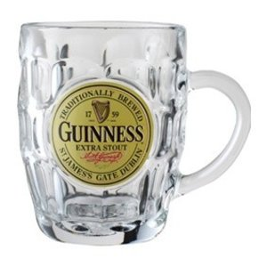 Guinness Guinness Glass Tankard