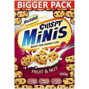 Weetabix Fruit and Nut Minis