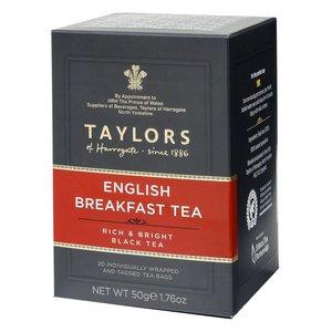 Taylor's of Harrogate Taylors of Harrogate English Breakfast 20's