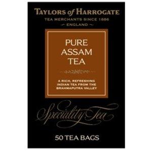Taylor's of Harrogate Taylors of Harrogate Assam 50's