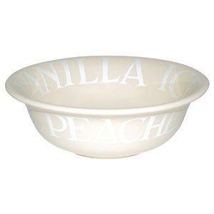 Emma Bridgewater Bridgewater White Toast Cereal Bowl