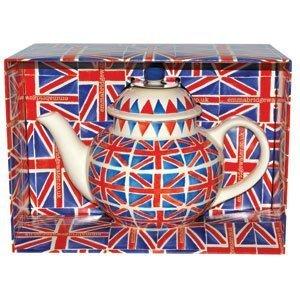 Emma Bridgewater Bridgewater Union Jack 4 Cup Teapot
