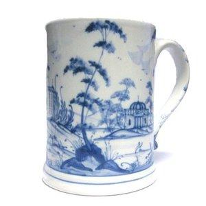Isis Ceramics Isis Blue Palladian Large Mug