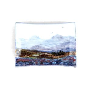 Highland Stoneware Highland Stoneware Landscape X-Small Rectangle