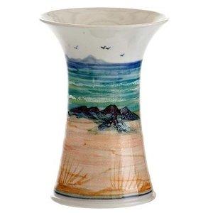 Highland Stoneware Highland Stoneware Seascape Small Cylinder Vase