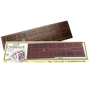House of Marbles Club Cribbage